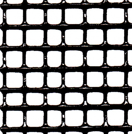 "23 gauge 1/4""x1/4"" black vinyl coated hardware cloth"