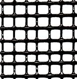 black vinyl coated welded hardware cloth