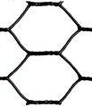 wire mesh vinyl coated hex netting