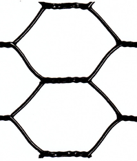 galv after hex netting