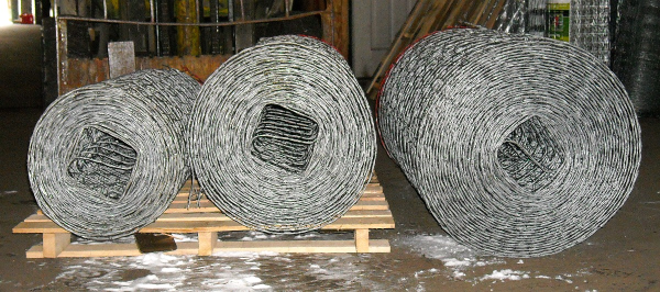 Wire Fence Roll Size--Pay Attention!