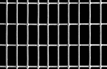 wire mesh - galvanized after weld