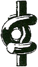 S or square knot