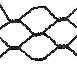 woven flight pen top netting