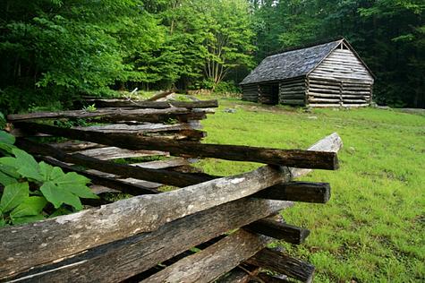worm fence - Gettysburg