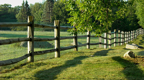 black welded wire fence. Post_rail_vc_2x4_-_small. Vinyl Coated Welded Mesh - Black Wire Fence R
