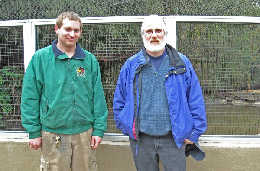 Jeff Pribble & Duncan Page @ Birmingham Zoo