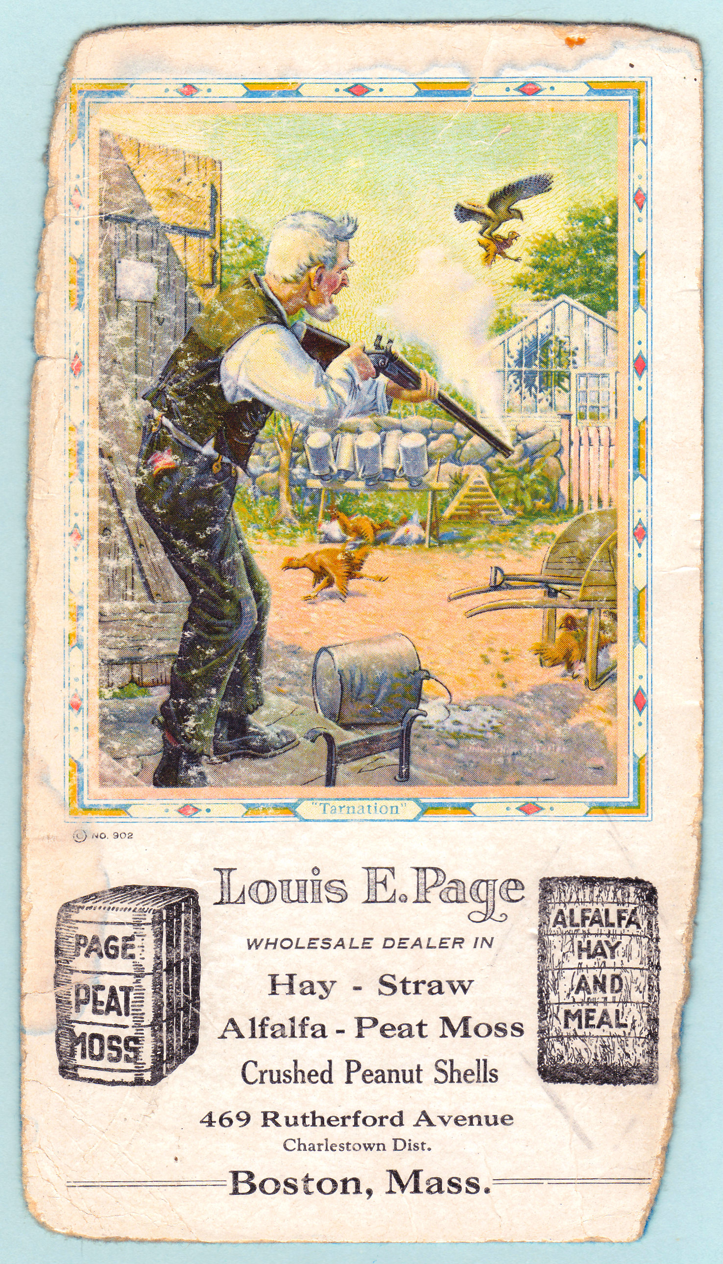 Louis E. Page, Inc. advertisement