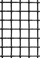 "1/2""x1/2"" black vinyl coated hardware cloth"